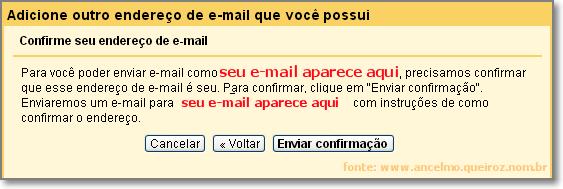 Adicionar e-mail pop3 - Etapa 06