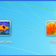 Tela de logon do Windows